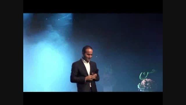طنز و لبخند در اجرای حسن ریوندی برج میلاد - خنده دار