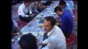 ضیافت افطاری در ماه مبارک رمضان
