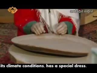 لباس سنتی و محلی زنان آذربایجان Azerbaijan Clothes