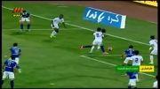 گل و خلاصه بازی استقلال تهران 1 - 0 استقلال خوزستان