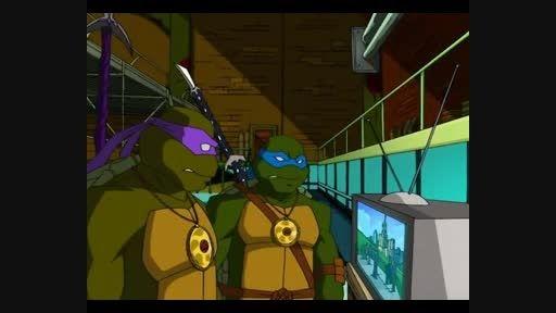 لاکپشت های نینجا فصل 5 قسمت 7 دوبله فارسی