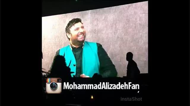 کلیپ آغازین کنسرت محمد علیزاده شهریور 94