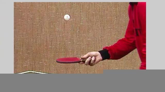 ردیابی توپ توسط پردازش تصویر