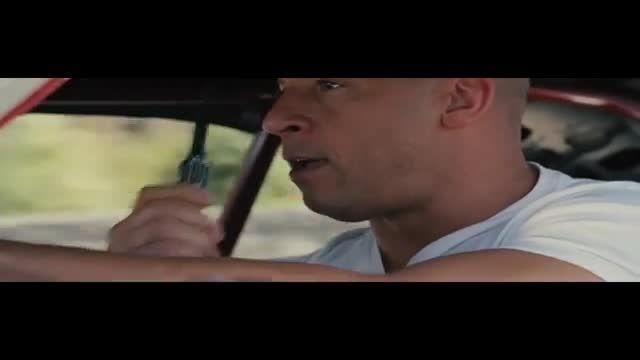 سکانسی بسیار زیبا و اکشن از فیلم سریع و خشن 6
