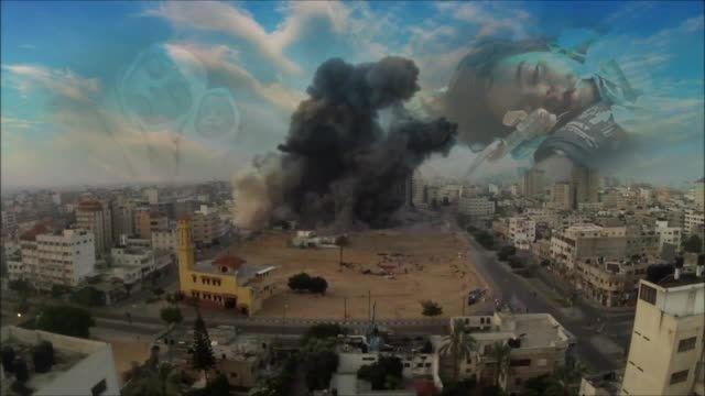 انیمیشن در حمایت از کودکان غزه