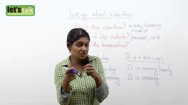 آموزش اصطلاحات رایج زبان انگلیسی (هواشناسی) 7