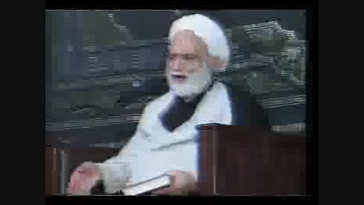 سخنرانی حجت الاسلام قرائتی - شب 23 رمضان