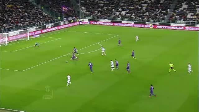 یوونتوس 1 : 2 فیورنتینا - مرحله نیمه نهایی کوپا ایتالیا
