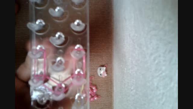 اموزش  دستبند فانی بافت ۱