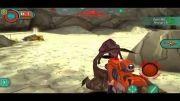 بازی Star Warfare Black Dawn (آیفون 5)