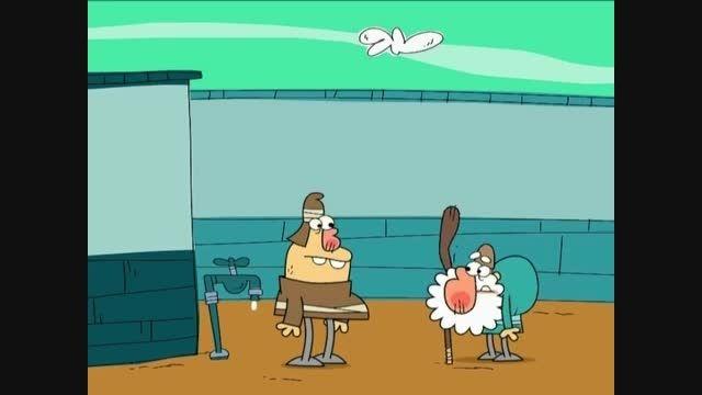سریال انیمیشنی دیرین دیرین(ماشین زمان)قسمت1
