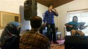 اجرای ترانه ماه عسل فرزاد فرزین توسط حامد ترابیان