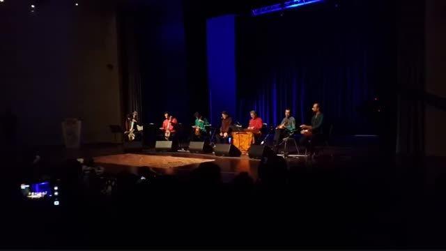 کنسرت استاد شجریان در قونیه ترکیه