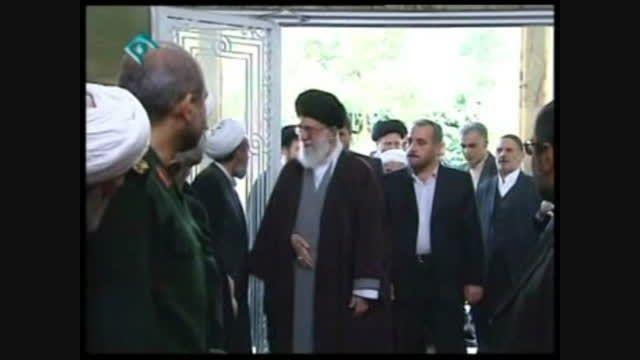 دیدار نمایندگان با رهبر معظم انقلاب اسلامی