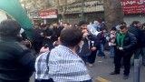 اربعین حیسینی ولیعصر میدان منیریه 91