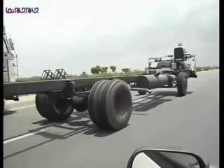 کامیون مشدی ممدلی-داغون خراب ماشین لگن+ویدیو کلیپ