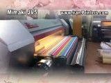 دستگاه چاپ پارچه حرفه ای