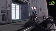 انیمیشن کوتاه و بامزه Wall - E (رباط کارگر Burn - E)