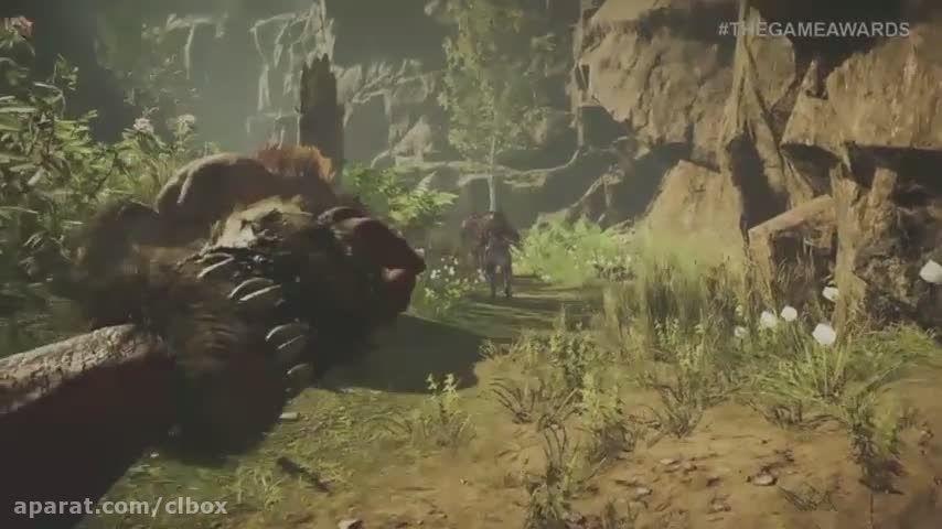 تریلری از گیم پلی Far Cry Primal در game awards 2015