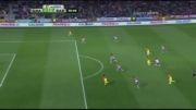خلاصه بازی خرانادا vs بارسلونا | 2 - 1 | هفته 24 لالیگا