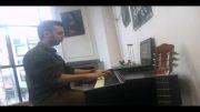 آهنگ عشق دوحرفی محسن چاوشی ورژن پیانو توسط پوریا موسوی