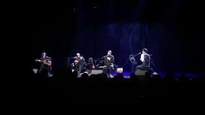 سامی یوسف-اجرای ترانه آذری ساری گلین در کنسرت آرهوس۲۰۱۵