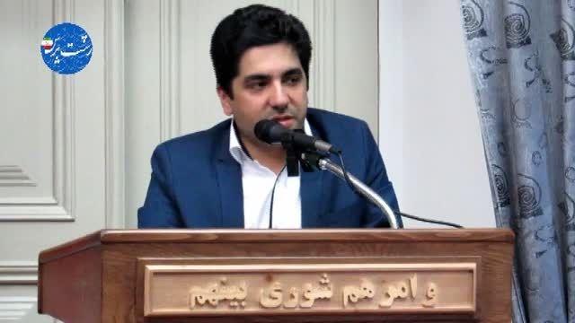 دفاعیات شهردار رشت در جلسه طرح سوال شورای اسلامی شهر