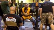 535 کیلو رکورد جهانی اسکات در وزن 120+ کیلو