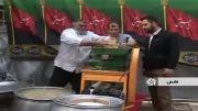 پخت سمنو 5 تنی در شیراز
