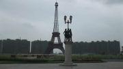 پاریس تقلبی چینی ها به شهر ارواح تبدیل شده است!