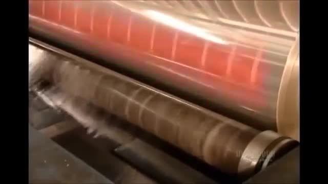 تولید نوار چسب ( صنایع شیمیایی)