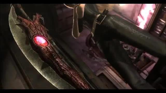 ویدیو آغازین مری و تریش Devil May Cry 4 Special Edition