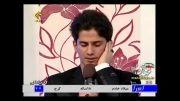 تلاوت میلاد خادم (18 ساله) در برنامه اسرا _ 21-12-91_(مرحله