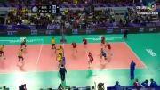 روسیه 3 - 0 برزیل/ فینال لیگ جهانی والیبال 2013