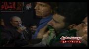 حاج غلامرضا عینی فرد زنجانی-منزل حاج ولی اله کلامی-فاطمیه92