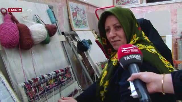 اینجا تهران است؛ حقوق کارگر 300 هزار تومان
