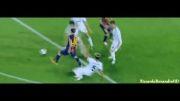 بهترین گل های مسی در تیم بارسلونا و تیم ملی آرژانتین درسال های2012/2013