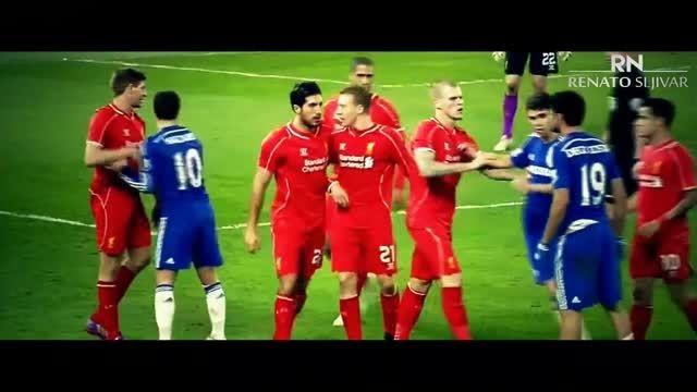 برترین دعوا ها و لحظات خشمگین ستارگان فوتبال
