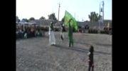 دیلم روستای لنگیر-تعزیه علی اکبر- اذن میدان از امام  1392