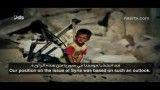 دیدگاه امام خامنه ای در مسئله سوریه