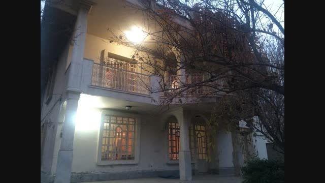 فروش باغ ویلای لوکس در حومه تهران