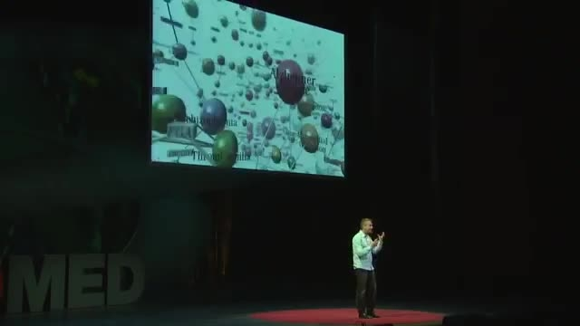 Albert-László Barabási at TEDMED 2012