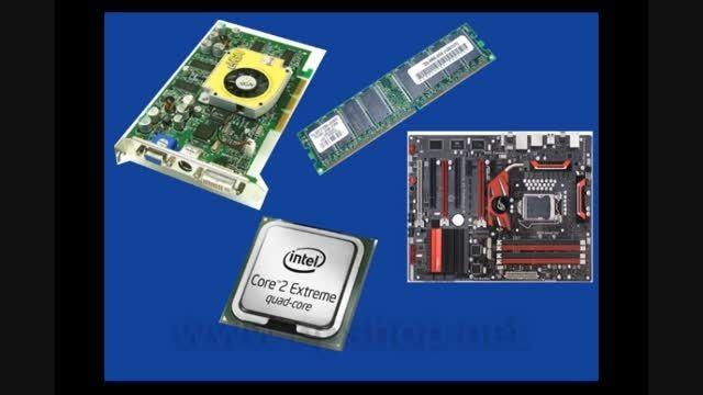 آموزش جامع +A سخت افزار و مونتاژ كامپیوتر -سخت افزار
