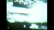 انفجار بمب اتمی در زیر آب