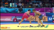 کشتی: شکست بیابانگرد مقابل نماینده کره جنوبی