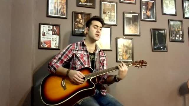 عشق بارون-خواننده و آهنگساز سعیدخرسند