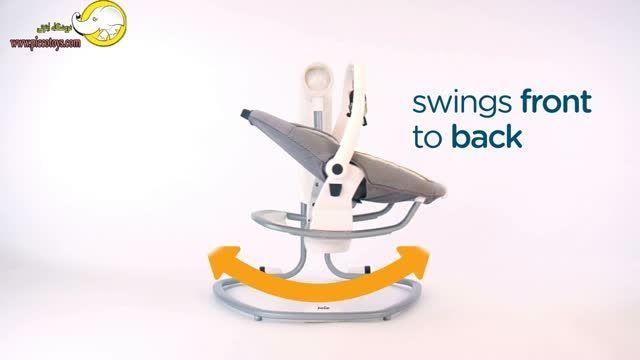 تاب برقی جدید و زیبا joie - مدل swivel seats