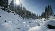ویدئو زیبا از فصل زمستان (HD)-قسمت اول