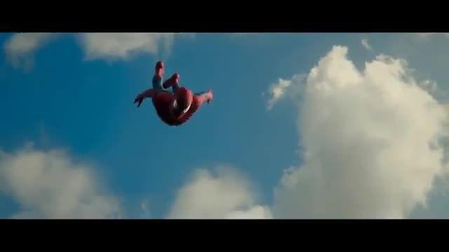 تریلر فیلم مرد عنکبوتی 2017