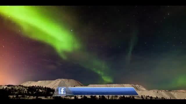 کیــــــــهان زیبای مــــــا - این قسمت : شفق قطبی